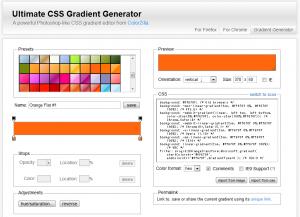 CSS3でグラデーション スタイルシートマニア | ホームページ制作なら ソースマリン ~ Source Marine